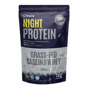 CHOICE - Night Protein Cocoa-1